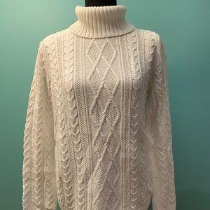Lady's Turtleneck Sweater